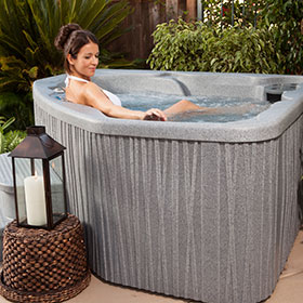 Free Flow Hot Tub Tristar